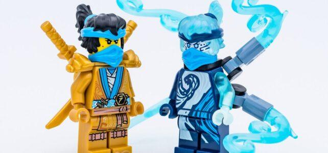 LEGO Ninjago 2021 Golden Nya