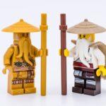LEGO Ninjago 2021 Golden Wu