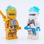 LEGO Ninjago 2021 Golden Zane