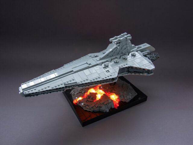 LEGO Star Wars Venator Star Destroyer Indomitable