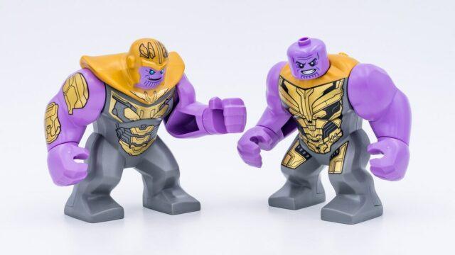 LEGO Thanos 2019 2021