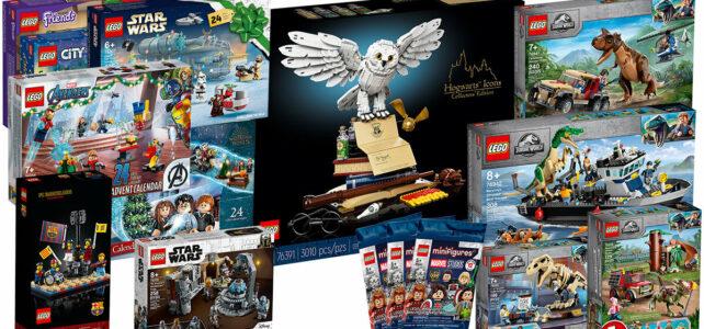 Nouveautés LEGO septembre 2021