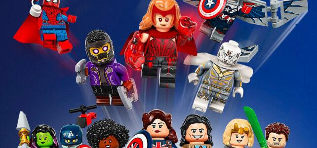 Précommande LEGO 71031 Marvel CMF Minifigure Maddness