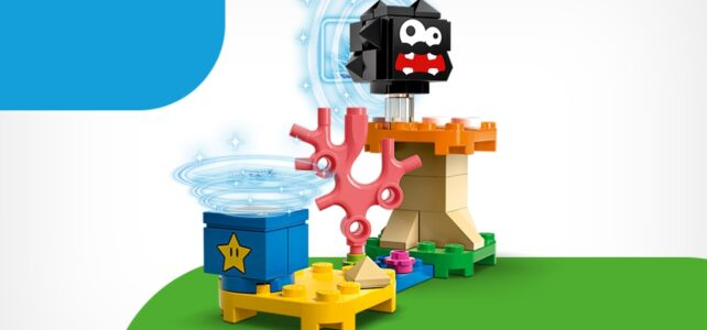 polybag LEGO Super Mario 30389 Fuzzy