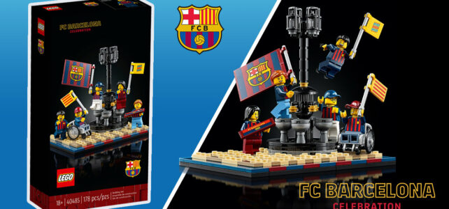 Cadeau LEGO 40485 Barcelona Celebration