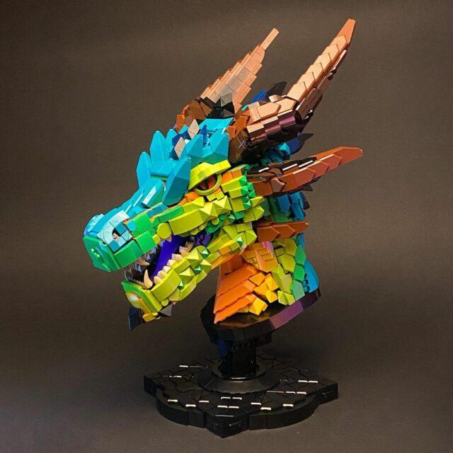 Chromalagous Dragon