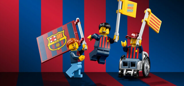 Concours LEGO VIP 10284 Camp Nou FC Barcelona