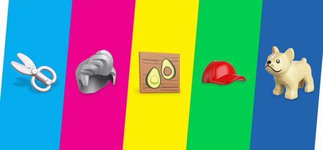 LEGO 10291 Queer Eye Apartment teaser