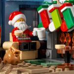 LEGO 10293 Santa's Visit Winter Village