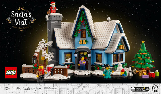 LEGO 10293 Winter Village 2021