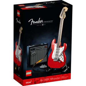 LEGO 21329 LEGO Ideas Fender Stratocaster