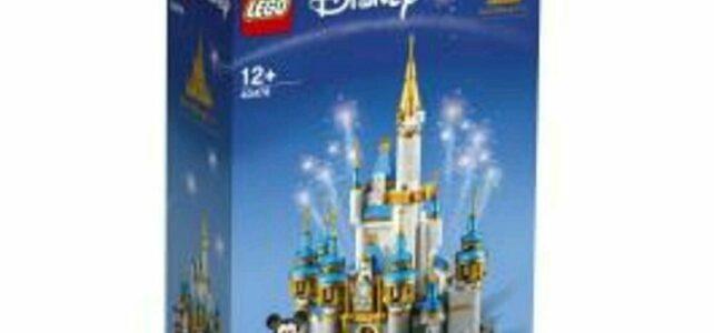 LEGO 40478 Mini Disney Castle leak