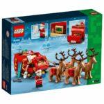 LEGO 40499 Santa's Sleigh