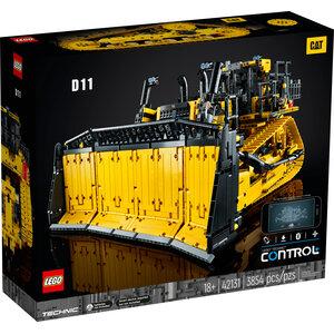LEGO 42131 App-Controlled Cat D11 Bulldozer
