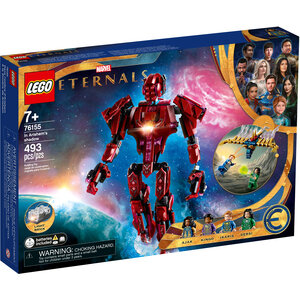 LEGO 76155 LEGO Marvel The Eternals In Arishem's Shadow