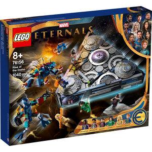 LEGO 76156 LEGO Marvel Rise of the Domo