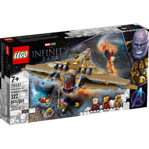 LEGO 76237 Sanctuary II: Endgame Battle