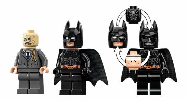 LEGO Batman 76239 minifigures