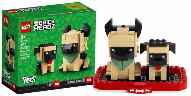 LEGO BrickHeadz 40440