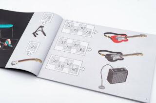 Review LEGO Ideas Guitare 21329 Fender Stratocaster