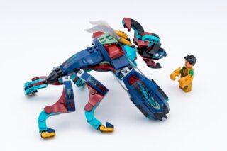 Review LEGO Marvel 76154 Eternals