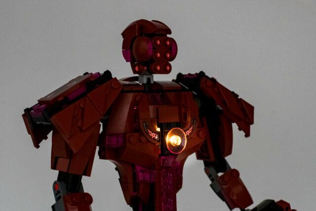 LEGO Marvel 76155 Arishem Eternals