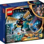 LEGO Marvel Eternals 76145