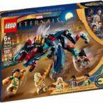 LEGO Marvel Eternals 76154