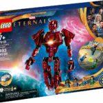 LEGO Marvel Eternals 76155
