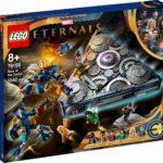 LEGO Marvel Eternals 76156