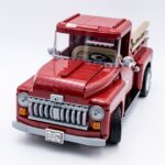 Review LEGO 10290 Pickup Truck