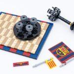 Review LEGO 40485 FC Barcelona Celebration