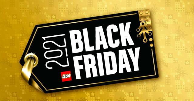 Black Friday LEGO 2021