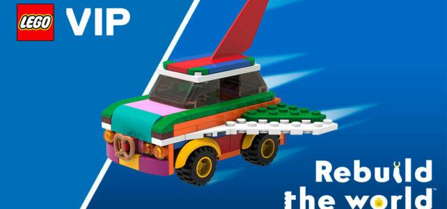 LEGO 5006890 Flying Car