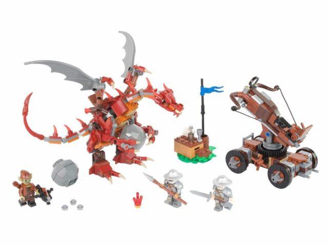 LEGO Dragonslayer