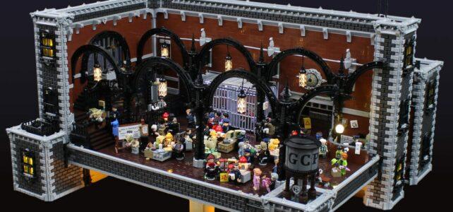 LEGO Gotham City Police Department (GCPD)