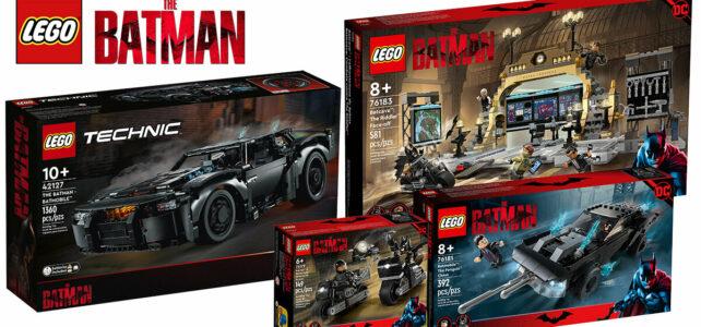 LEGO The Batman 2022