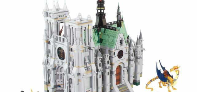 LEGO The Sorcerer's Cathedral