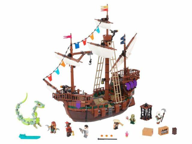 LEGO The Valorous Virago